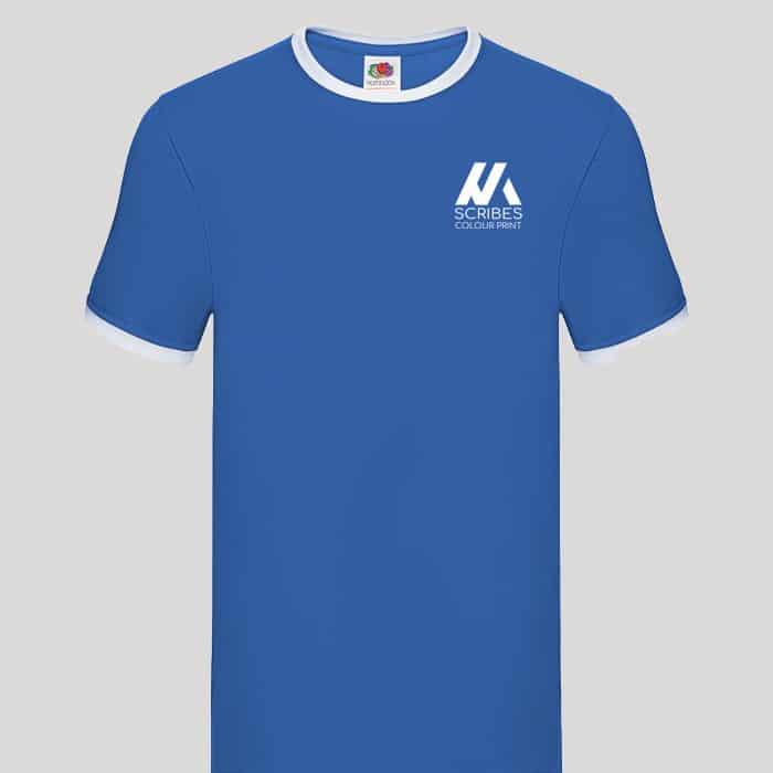 Contrast Ringer T Shirt