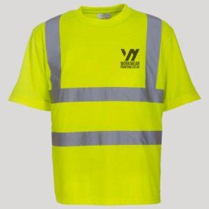 Hi Vis T Shirt Printing