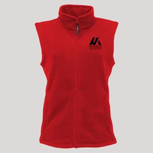 Personalised Ladies Gilet