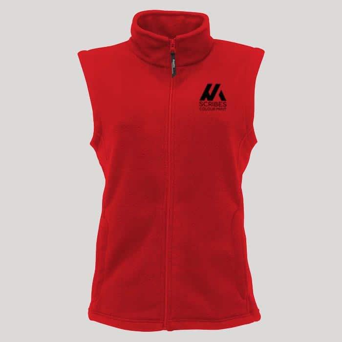 Ladies Regatta Micro Fleece Gilet