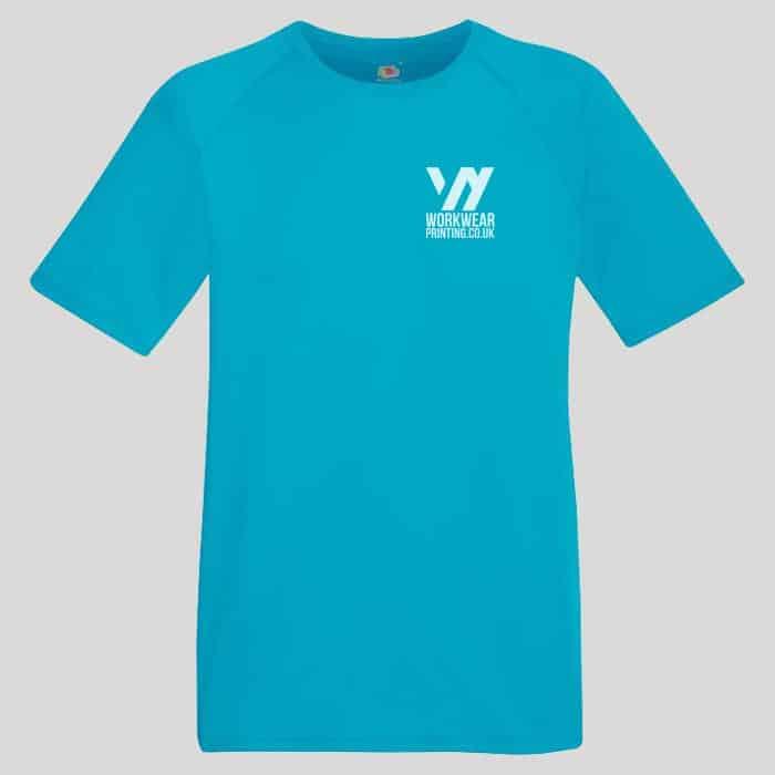 Personalised Gym T Shirts