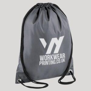 Personalised Gym Ruck Sack