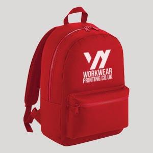 Personalised BagBase Backpack