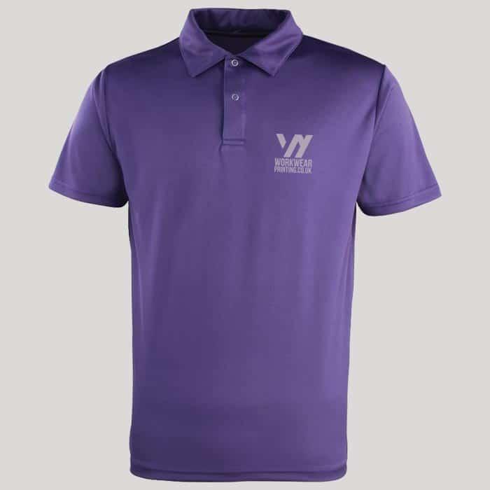 Coolchecker Stud Pique Polo Shirt