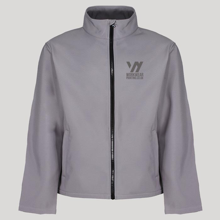 Mens Regatta Ablaze Soft Shell Jacket