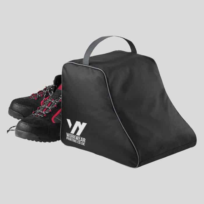 Personalised Quadra Hiking Boot Bag