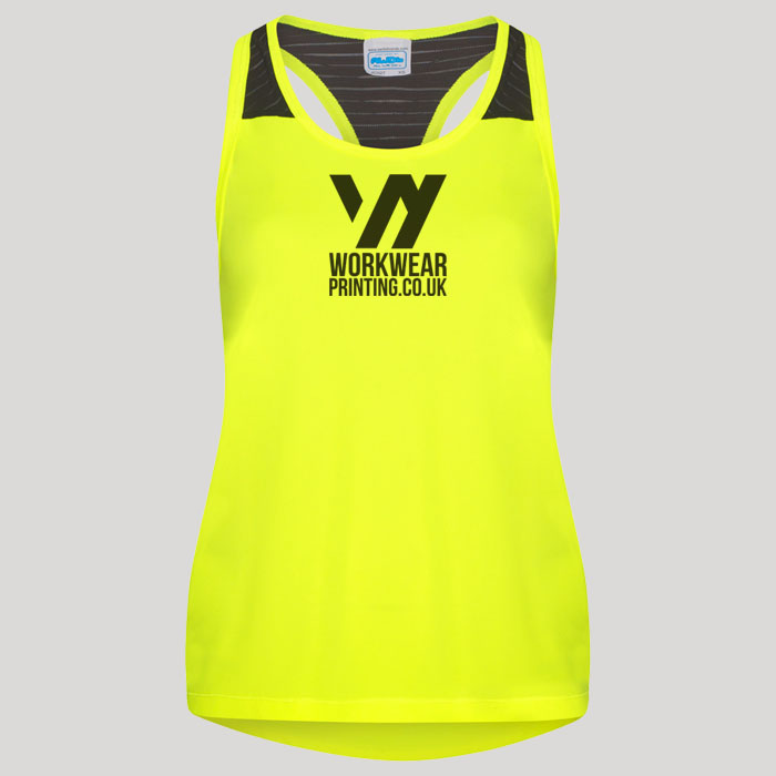 AWD Ladies Cool Smooth Workout Vest