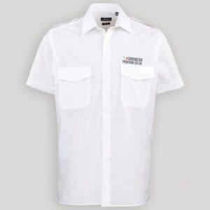 Personalised Short Sleeve Shirt